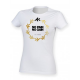 No Pain No Gain Women's White T-Shirt