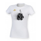 AK Gloves Design Women's White T-Shirt