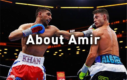Amir Khan Fight History